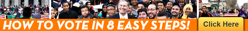 How to Vote in 8 Easy Steps! In 2014 Primary elections
